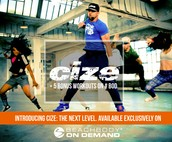 NEW WORKOUTS - CIZE: THE NEXT LEVEL!