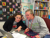 Teacher Collaboration for Digital Learning Day at PES!