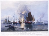 1838-1842 - First Opium War in China