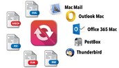 All-in-One Mail Conversion Application