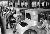 Ford's Assembly Line.