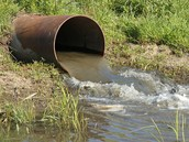 Dumping Sewage Into Bodies of Water