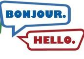 Parlent des langues différentes!