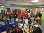 Book Fair at LCES