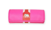 SOLD Roll With It - Hot Pink Elephant