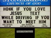 Stop the texts. stop the wrecks