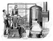 Steam Power Machine