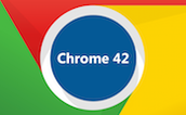 Chrome Version 42