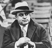 "Alphonse ""Scarface"" Capone"