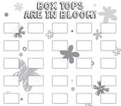 April Box Tops Buzz
