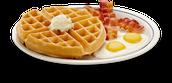 Belgian Waffle plus 2