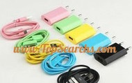 Iphone 4/4s Wall And Car Chargers