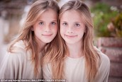 chloe and christie