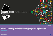 A Report on Digital Literacy that was produced for the BBC by iPos, July 2012