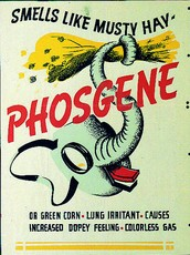 Phosgene how it works & what it dose?