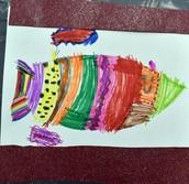Qadeer's Patterned Fish