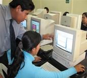 ¿Deseas aprender computación y/o Inglés?