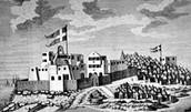 Dit is een Deense fort