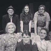 One Act Play Competition hosted by LVHS on March 28!