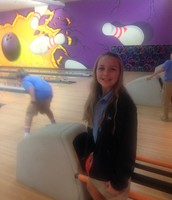 Bowling was awesome!