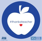 NEA and National PTA thank a teacher opportunity