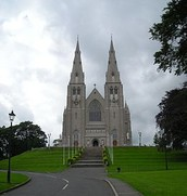 The st.Patrick's church