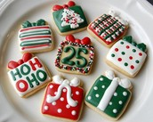It's the holiday season throw your self a cookie
