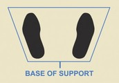 Base of support