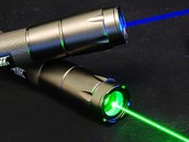 Portable laser pens that can seal wounds