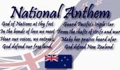 New Zealand's National Anthem