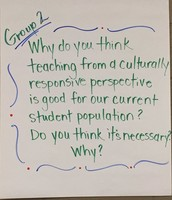 Culturally Responsiveness PD at AAA! How are the conversations going at your school?