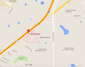 Liberty Hospital Location