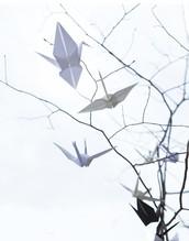 Origins of the Paper Crane Tradition