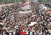 The Tianamen square massacre