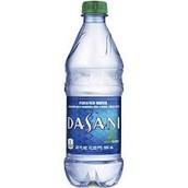 Dasani: made by Coca-Cola