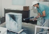 The Uses  of Electrostatic Painting
