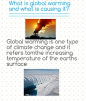 What is global warming and what is causing it?