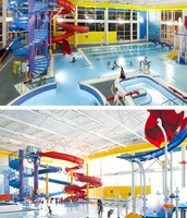 kroc Community Center indoor Pool