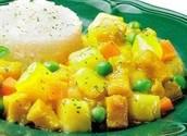 Cau Cau (Tripe Stew)