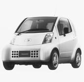 Battery Power Car