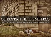 Serve the Homeless