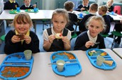 We really enjoyed our Bake Off cakes on Thursday!