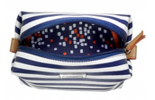 Pouch - Navy Stripe Was £19 NOW £11.40!