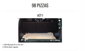Will the pizzas fit in the car?