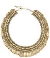 Tansy Fringe Necklace $50