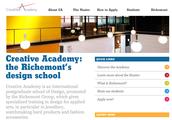 Creative Academy - Richemont Group's Design School