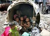 Homeless people in india