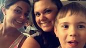 Melissa, Tonya, and Trent