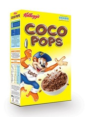 I'd rather have a bowl of Coco Pops!