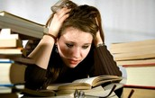 One of the most common problems faced in middle school: Stress